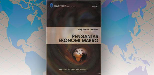 Buku Pengantar Ekonomi Makro Ebook